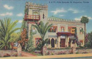 Florida Saint Augustine Villa Zorayda