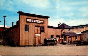 Montana Virginia City Gilbert Brewery 1961