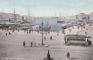 MARSEILLES , France , 1900-10s ; Port