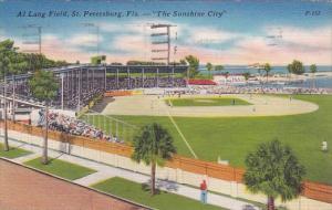 Al Lang Field Saint Petersburg Florida 1962