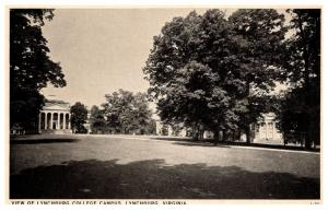 Virginia Lynchburg   College Campus