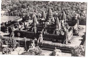 Angkor, Vue Aerienne, Siemreap, Angkor, Cambodge