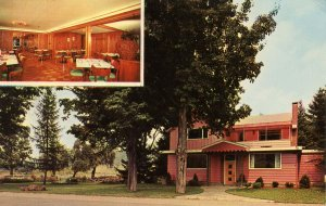 NY - Alleghany State Park Area, Dach's Red House Inn