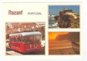 Incline Railway, Nazare, Portugal, 60-80s
