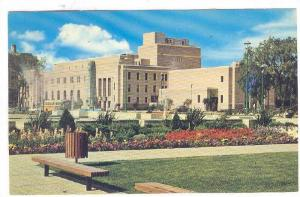 Gov Bldg , Winnipeg , Manitoba, Canada , 40-60s