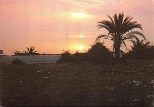 Tunisia Sud Tunisien - Coucher de soleil