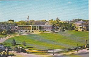 Milton S Eisenhower Library Johns Hopkins University Baltimore Maryland