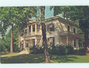 Unused Pre-1980 HISTORIC HOME Crawfordsville - Near Lafayette Indiana IN W3560