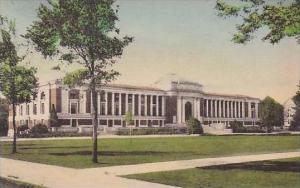 Oregon Corvallis Memorial Union OSC Albertype
