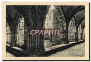 Modern Postcard Abbey of Saint Wandrille
