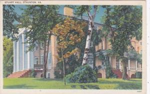 Virginia Staunton Stuart Hall 1941