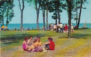 New York Lake Ontarion Westcott Beach State Park