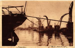 CPA Toulon - Port (275690)