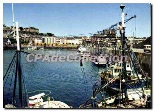 Modern Postcard Granville Port