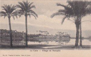 EGYPT , 00-10s ; Le Caire - Village de Memphis
