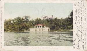 Minikahda Club House and Lake Calhoun, Minneapolis, Minnesota, PU-1903