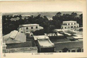 CPA AK TUNISIE GABES - Vue partielle (134208)