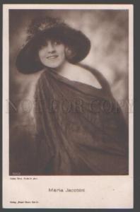 098943 Maria JACOBINI Italian MOVIE Star ACTRESS Vintage PHOTO