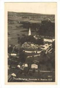 Fliegeraufnahme Ranshofen b. Braunau ).-O, Germany(Now Czech Republic), Pu 1942