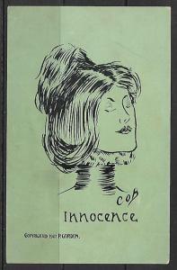 Humour - Burlesque Comics Innocence - [MX-230]