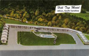 9841 SC Aiken     Aerial View  Hill Top Motel