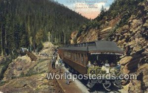 CPR Train, Imperial Limited Albert Canyon Canada Unused