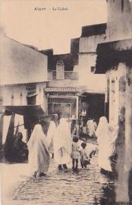 Algeria Alger La Casbah 1931
