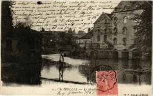 CPA CHAROLLES - Le Moulin (386781)