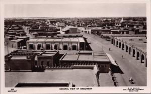 General View of Omdurman Sudan Africa Unused RPPC Real Photo Postcard E19