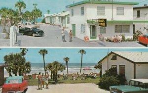 DAYTONA BEACH, Florida , 1950-60s , Oasis Beach Cottages