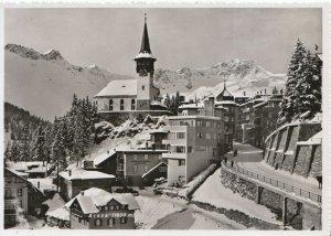 Switzerland Postcard - Arosa (1800m) - Ref 13934A