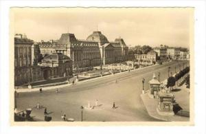 RP, The King's Palace, Brussels, Belgium, 1920-1940s