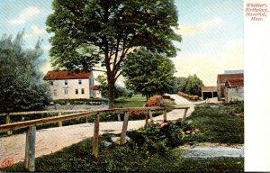 Massachusetts Haverhill Whittier' s Birthplace