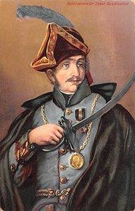 Schutzenmajor Josef Speckbacher Austria Unused