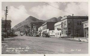 RP: TONOPAH , Nevada , 1940s ; Main Street