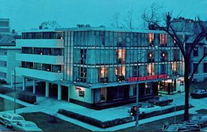 Illinois Chicago Sheridan Chase Motor Hotel