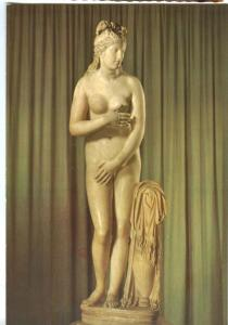 Roma, Capitoline Museum, Capitoline Venus, unused Postcard