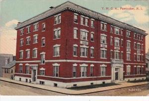 Rhode Island Pawtucket Y M C A Building