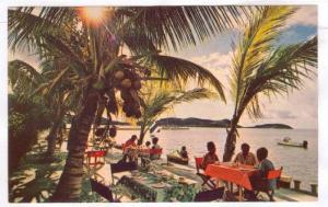 Catamaran Club Motel , Falmouth Harbour, Antigua , West Indies, 40-60s