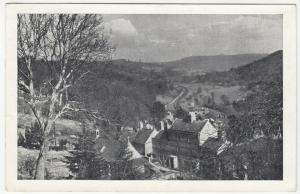 Wilts; Avon Valley Looking North From Limpley Stoke PPC, 1960, To Mrs Gait, Bath