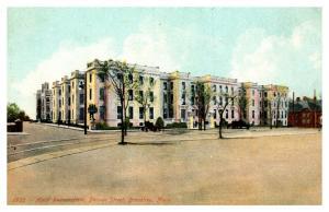 Massachusetts Brookline , Hotel Beaconsfield , Beacon street