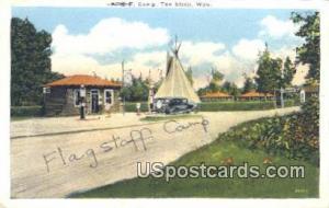 A & F Camp, Flagstaff Camp