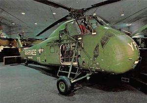 UH-34 Helicopter US Marines Military Unused