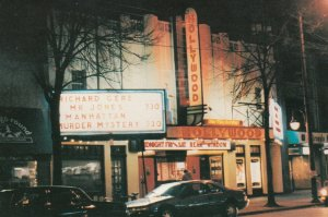 KITSILANO , B.C. , Canada , 60-90s ; The Hollywood Theatre
