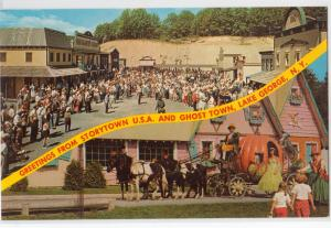Storytown & Ghost Town, Lake George NY