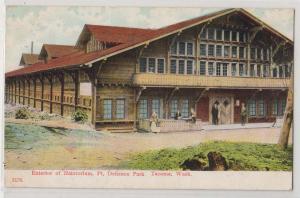Natatorium, Pt Deffiance Park, Tacoma WA