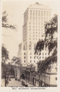 RP: MONTREAL , Quebec , Canada , 20-40s ; Beaver Hall Bldg [Bell Telephone He...