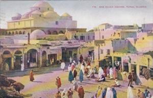 Algeria Tunis Bab Sujka Square 1910