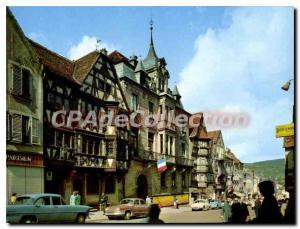 Modern Postcard Grand Rue Saverne