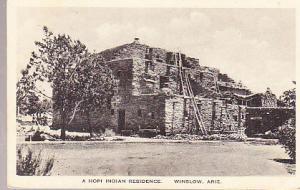 US - Arizona - A Hopi Indian Residence - Winslow